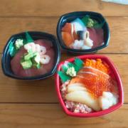 丼丸の海鮮丼